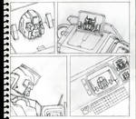 Mini comic preview