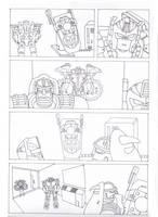 Transwarp: Csirac - Issue 1: Page 1 by wildspark