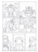 Transwarp: Csirac - Issue 1: Page 3 by wildspark