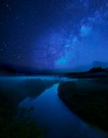 Starry Night by wildspark