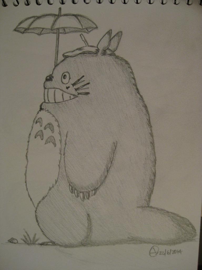 My Neighbour Totoro by wildspark