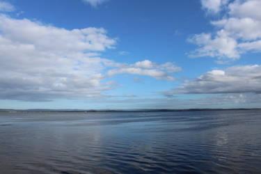 Blue Calm by wildspark