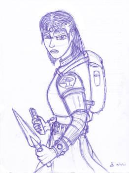 MOTU Combat Medic