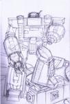 Omega Supreme - rough sketch by wildspark