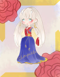 OPEN Roses Adopt by le-choupette