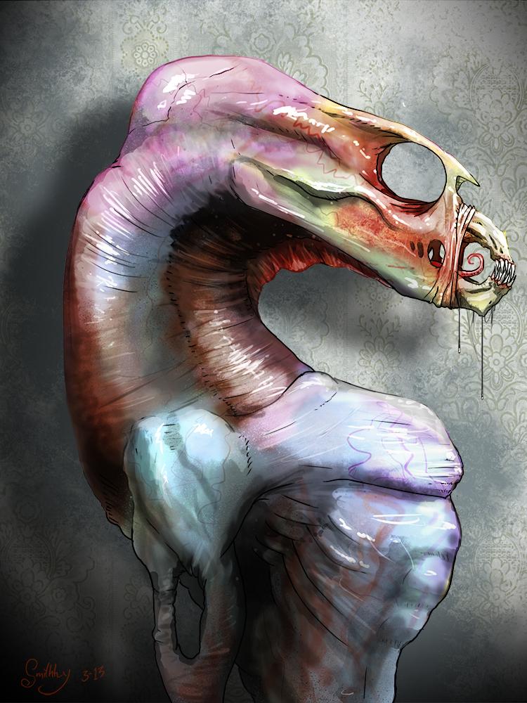 Side Profile by Sverrirorz