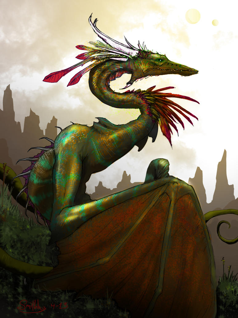 Drakenspiel by Sverrirorz