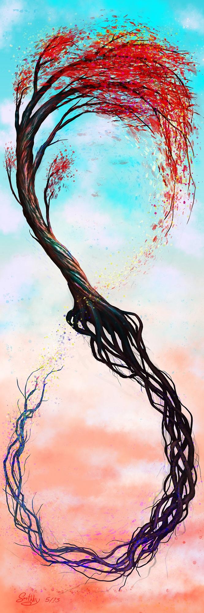 Infinitree by Sverrirorz