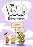 Petrus C Visagies The Loud Edventures cover