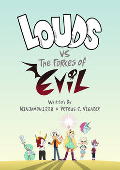 Louds vs the Forces of Evil cover