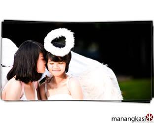 angel kiss by cebicebicebicebi