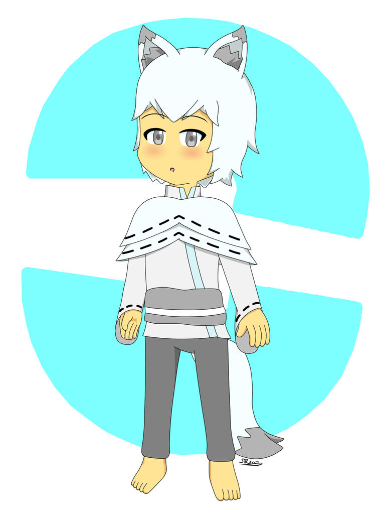 13 Years old Luko by Aurelio251