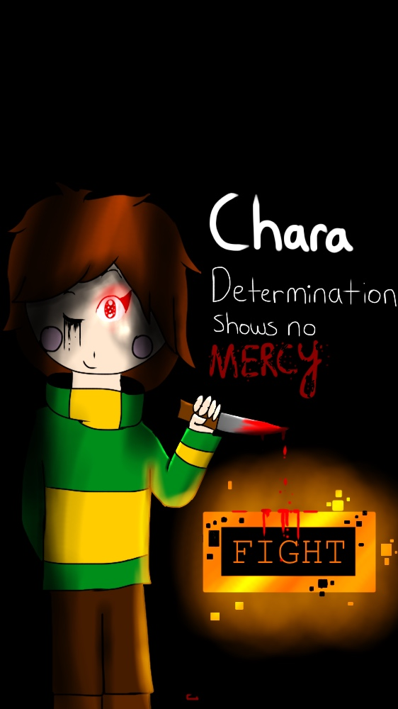 Chara - The First Human by abib918