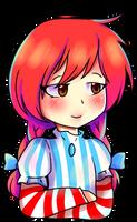 Wendy's Fanart by TokazutakaKim