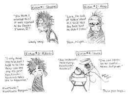 BLEACH Comic Relief 01 by one-of-the-Clayr