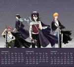 BLEACH Calendar JFM 2007