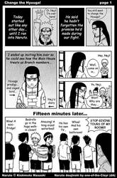 Change the Hyuuga - page 1 by one-of-the-Clayr