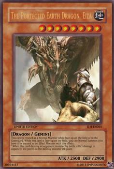 The Portected E.Dragon,Eiza