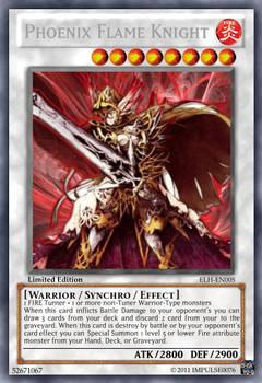 Phoenix Flame Knight