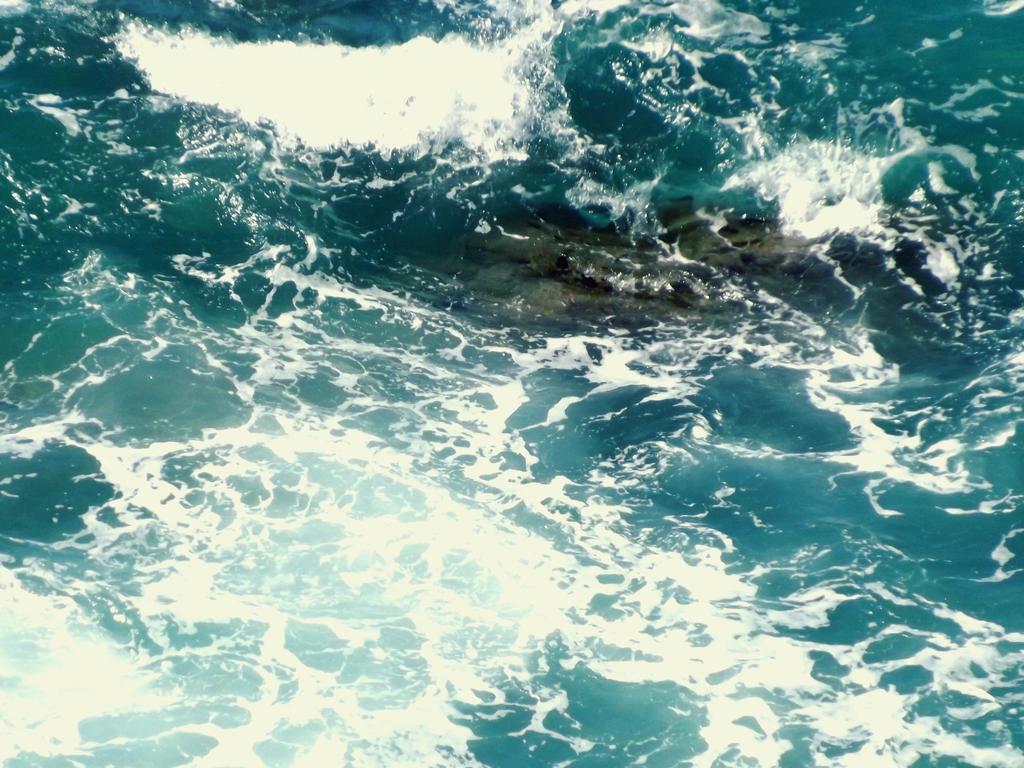 blue blue sea by ARAart