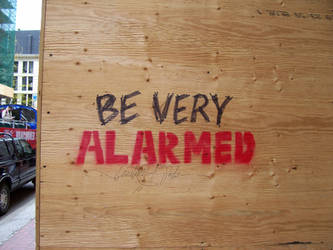 Be Very Alarmed by dangerouslydrawn