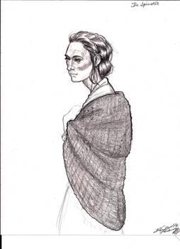 The Spinster_Sketch
