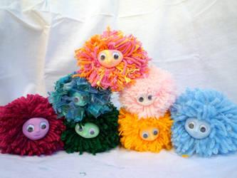 My Pygmy Puffs by tigerlily003