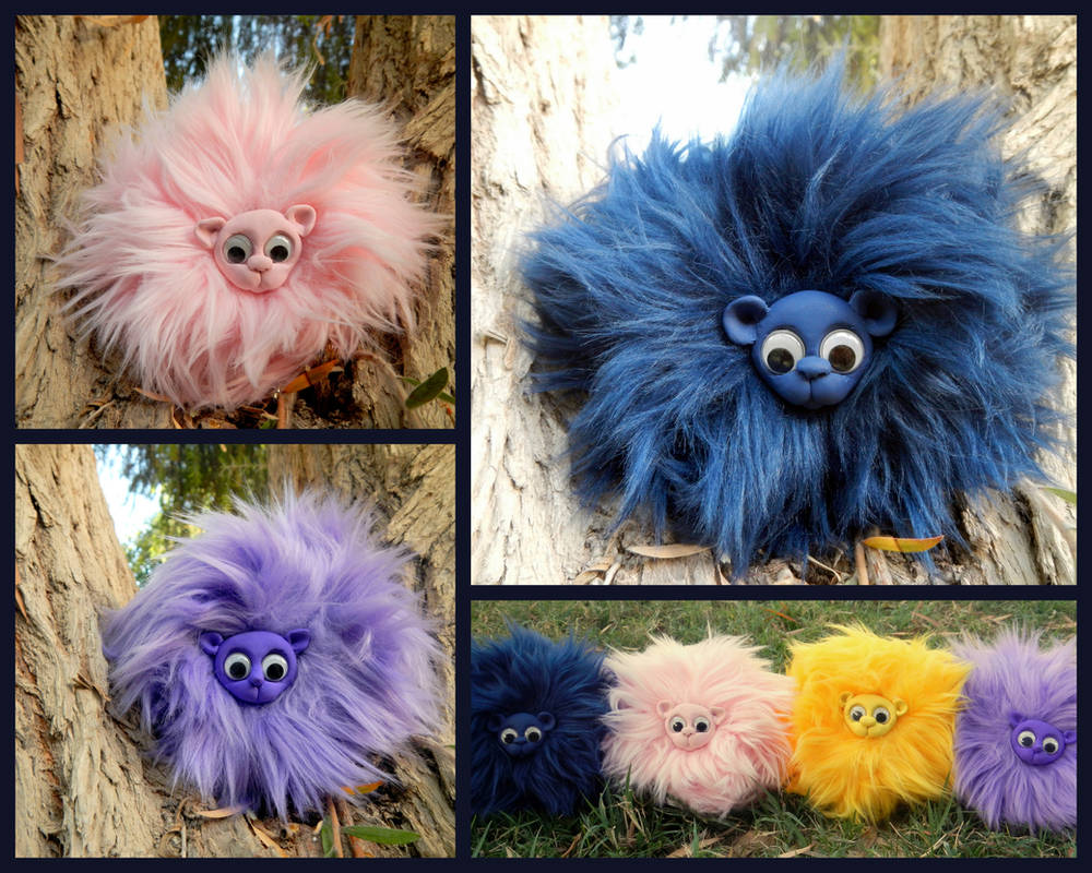 Pygmy Puffs - LeakyCon 2013 Collection
