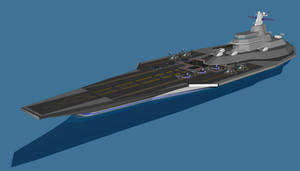 UNAF Squall Class Carrier