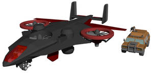 NEAF XF-127 Scanner by ProjectZephyr