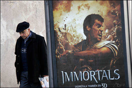 What is immortal ?