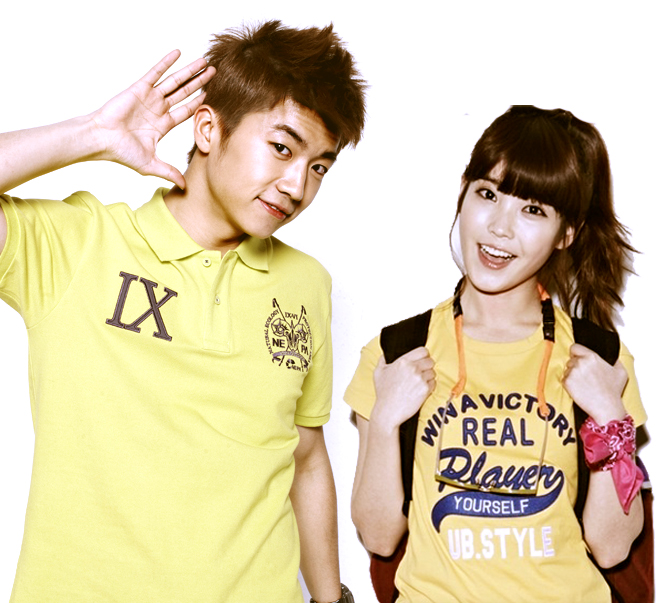 woou couple yellow by sadisticima