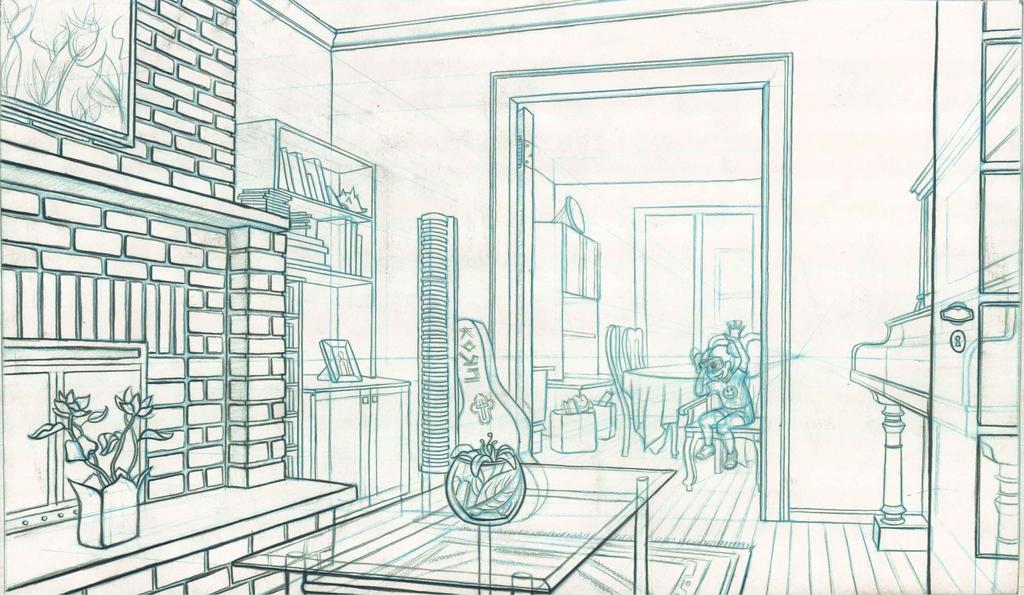Wallpaper Chat Room Line