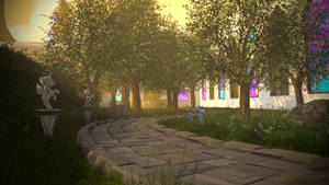 Canterlot Gardens [SFM|WIP]