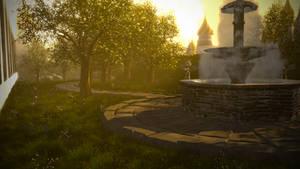 Canterlot Gardens 2 [SFM WIP]