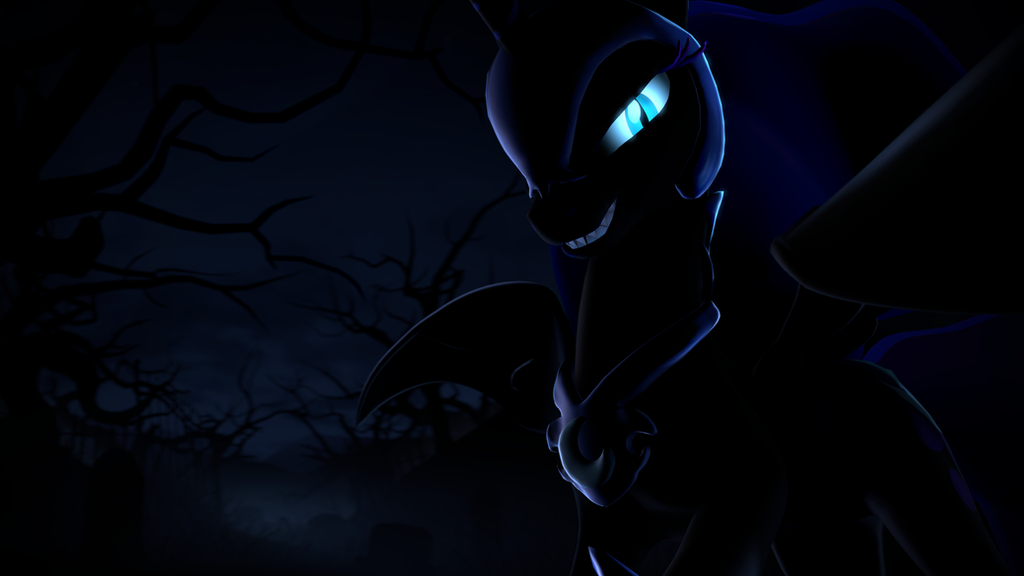 Queen Of The Night by argodaemon