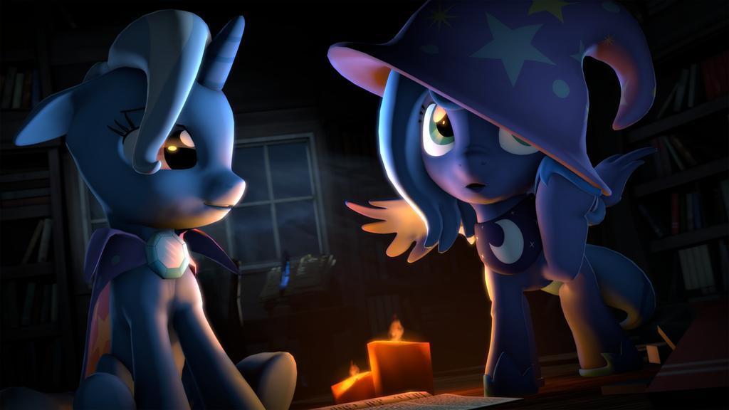 Hat Trick by argodaemon