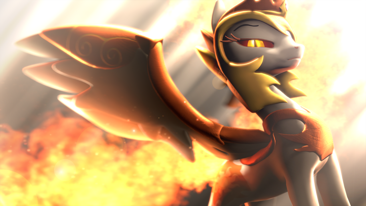 I'm Everything You Want To Be by argodaemon