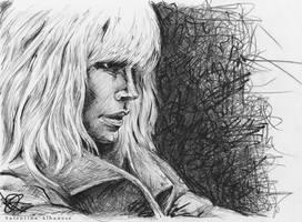 Lorraine Sketch