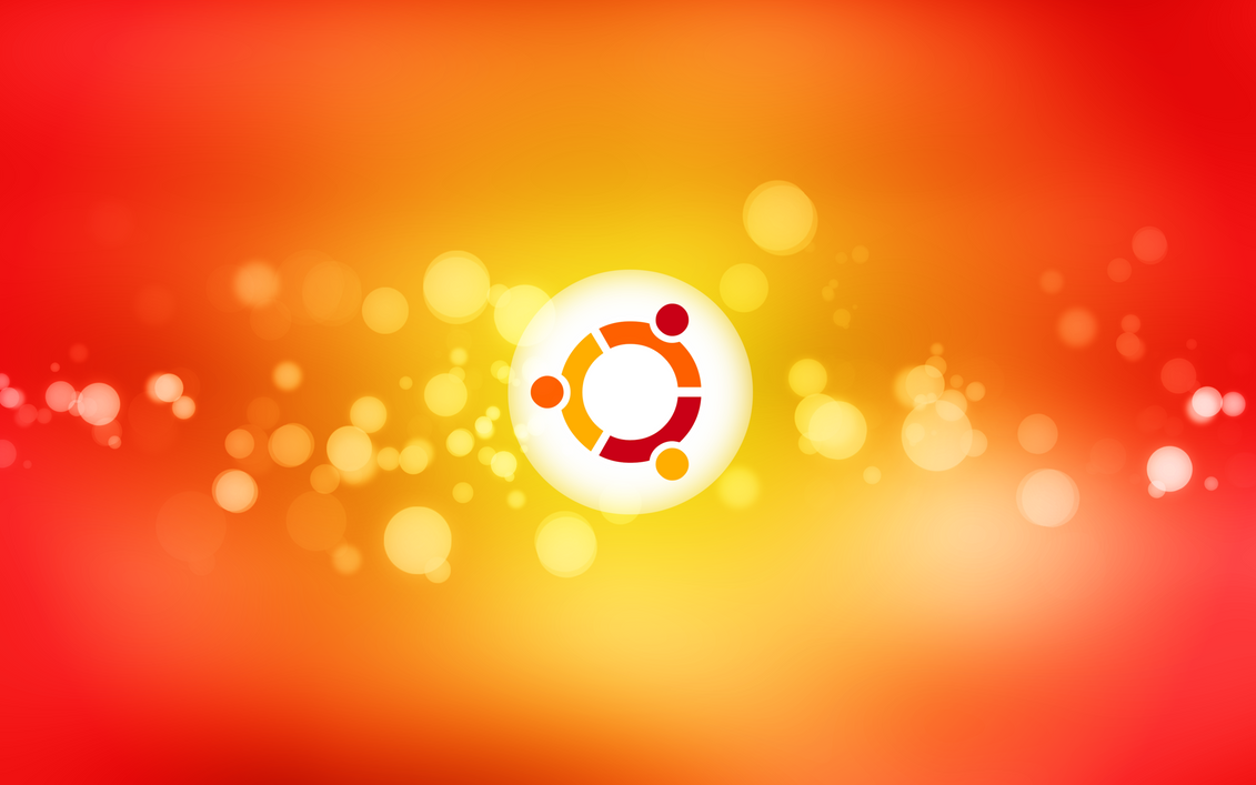 Ubuntu Orange by sonicboom1226