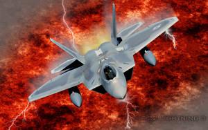 F-22 Lightning 3 (Updated) by sonicboom1226