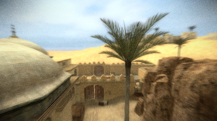 de_dust2 [Counter-Strike: Source]