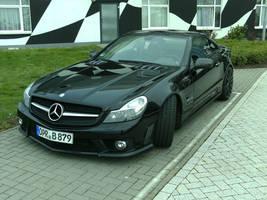 Mercedes Benz  SL65 AMG V12 BITURBO by SWAT316