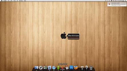 Mac OS X Lion - October