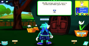 What happens on toontown when you add a doodle! XD