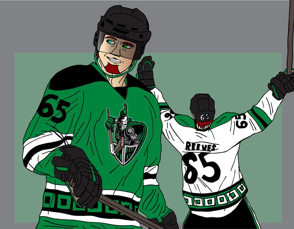 Devlin hockey mode. by AStein35
