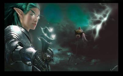 WoW - Neqamah the Orcslayer