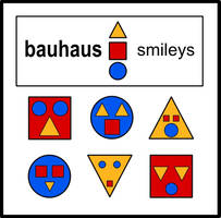 bauhaus smileys by FengL0ng