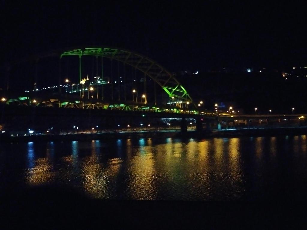 Night Bridge by Jay-Yumi