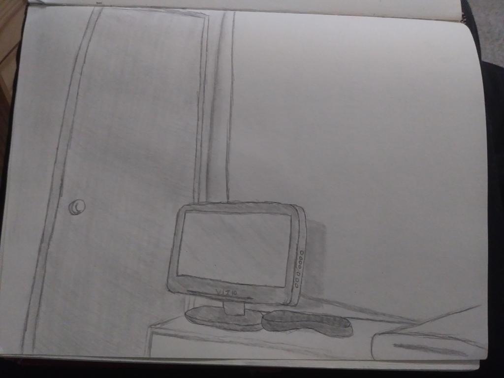 A Roomy Sketch by Jay-Yumi